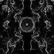Audio Mono Art Print
