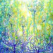 August Enchanted Art Print