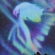 Aurora Borealis 1 Art Print