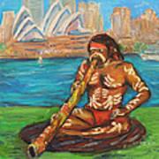 Aussie Dream I Art Print