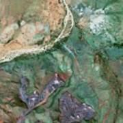 Australian Ore Mines Art Print