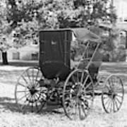 Automobile Duryea, 1893-94 Art Print