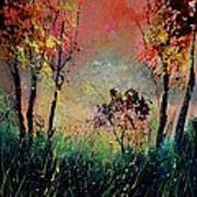 Autumn 5631 Art Print