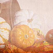 Autumn Abundance  Art Print
