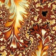 Autumn Breezes Art Print