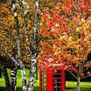 Autumn Call Art Print