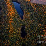 Autumn Colours Art Print