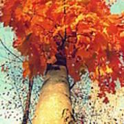 Autumn Fantasy 1 Art Print