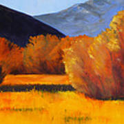 Autumn Field Art Print