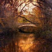Autumn Finale Art Print