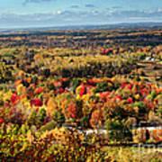 Autumn Glory Landscape Art Print
