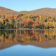 Autumn In Killington Vermont Art Print