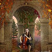 Autumn Melody Art Print