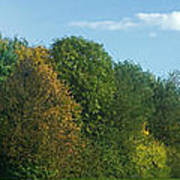 Autumn Panorama 3 Art Print