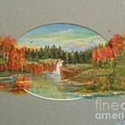 Autumn Reverence Art Print
