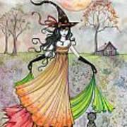 Autumn Reverie Art Print