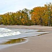 Autumn Tides Art Print