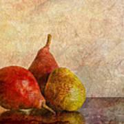 Autumn Trio  II Art Print