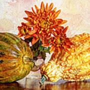 Autumn's Charm Art Print
