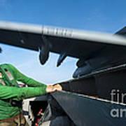 Aviation Boatswains Mate Ducks As An Art Print