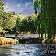 Avlon River Art Print