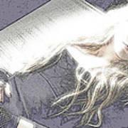 Avril Lavigne Art Print