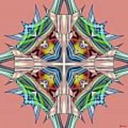 Awaken 63 Art Print
