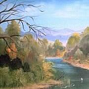 Az High Country Art Print