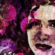Azaela Art Print