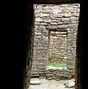 Aztec Doorway Art Print