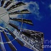 Azure Sky  Art Print