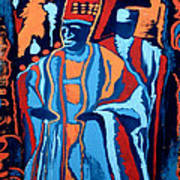 Baba O'loja Art Print