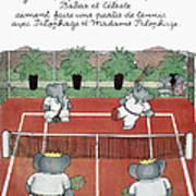 Babar The Elephant, 1930s Art Print