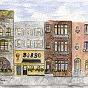 Babbo @ Waverly Place Art Print