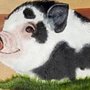 Baby Bacon Art Print