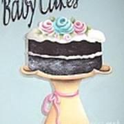 Baby Cakes Art Print