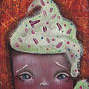 Baby Cakes II Art Print