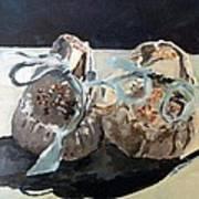 Baby Moccasins  Art Print