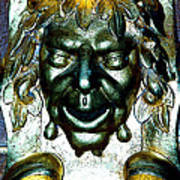 Bacchus Art Print