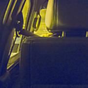 Backseat Art Print