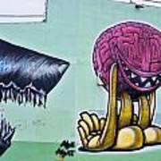 Bad Thoughts Art Print