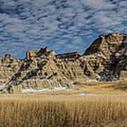 Badlands South Dakota Art Print