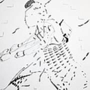 Bakiga Dance - Ugandan Dance Art Print