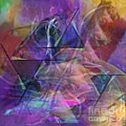 Balanced Dynamic - Square Version Art Print