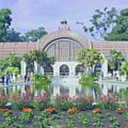 Balboa Park Botanical Garden Art Print