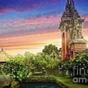 Bali 2 Art Print