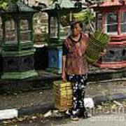 Bali Indonesia Proud People 1 Art Print