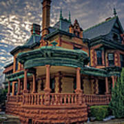 Ball Eddleman Mcfarland House Art Print
