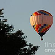 Balloon-7105 Art Print