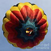 Balloon Square 3 Art Print